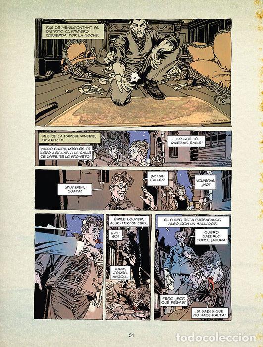 Cómics: Cómics. Un destino de hallador. Un relato de los cuentos del Pulpo - GESS (Cartoné) - Foto 6 - 270182383