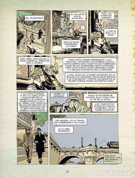 Cómics: Cómics. Un destino de hallador. Un relato de los cuentos del Pulpo - GESS (Cartoné) - Foto 7 - 270182383