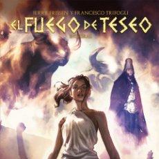 Cómics: CÓMICS. EL FUEGO DE TESEO INTEGRAL - JERRY FRISSEN/FRANCESCO TRIFLOGI (CARTONÉ). Lote 270183693