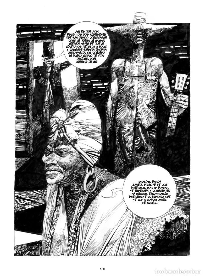 Cómics: Cómics. Americania. Historias de la frontera - Sergio Toppi (Cartoné) - Foto 2 - 270184073