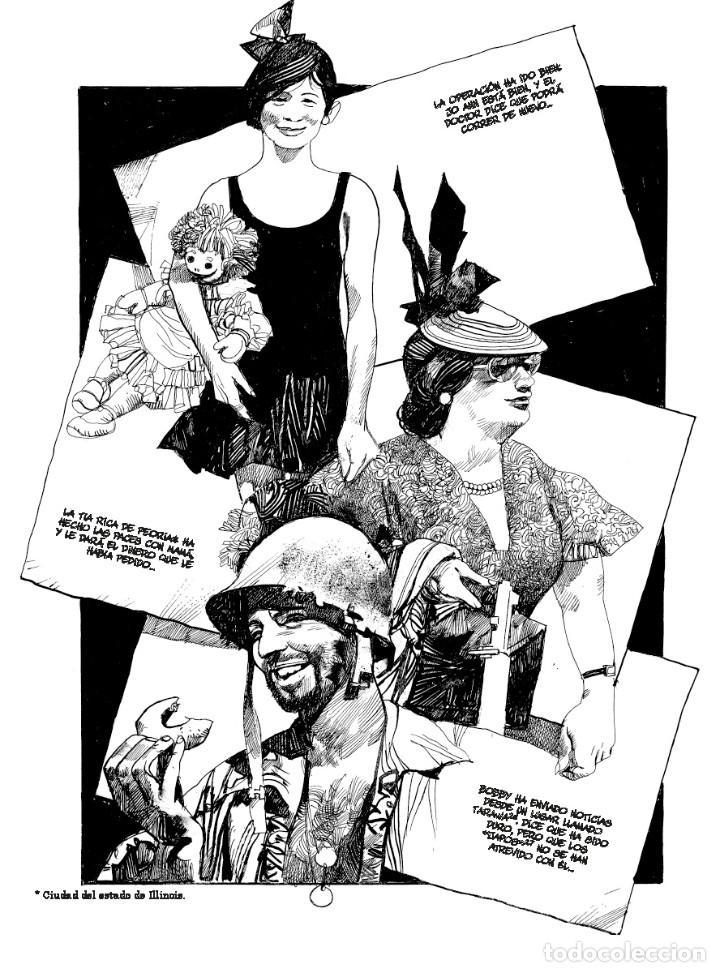 Cómics: Cómics. Americania. Historias de la frontera - Sergio Toppi (Cartoné) - Foto 5 - 270184073