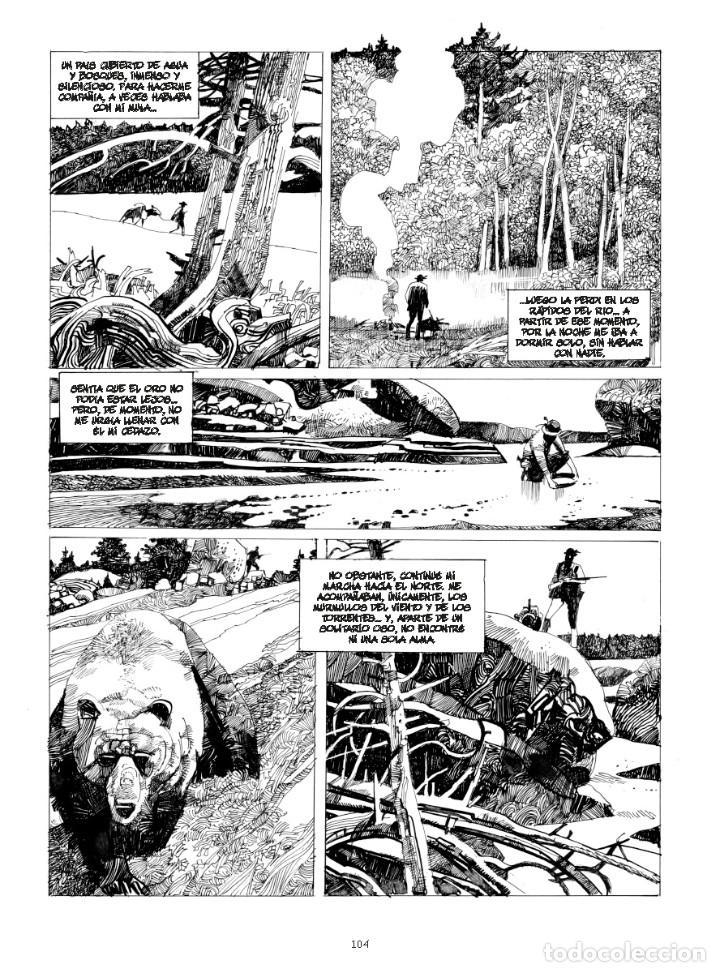 Cómics: Cómics. Americania. Historias de la frontera - Sergio Toppi (Cartoné) - Foto 7 - 270184073