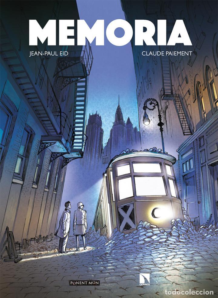 CÓMICS. MEMORIA - JEAN-PAUL EID/CLAUDE PAIEMENT (CARTONÉ) (Tebeos y Comics - Comics otras Editoriales Actuales)