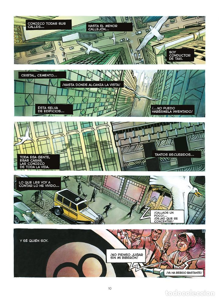 Cómics: Cómics. Memoria - Jean-Paul Eid/Claude Paiement (Cartoné) - Foto 2 - 270184498