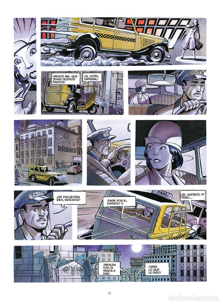 Cómics: Cómics. Memoria - Jean-Paul Eid/Claude Paiement (Cartoné) - Foto 3 - 270184498