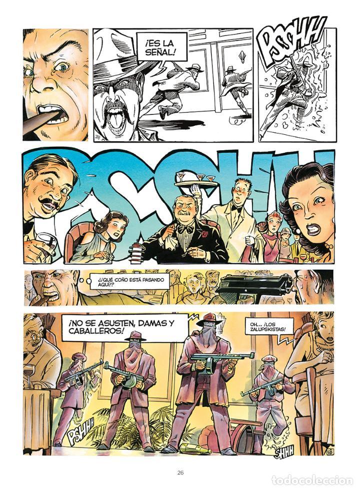 Cómics: Cómics. Memoria - Jean-Paul Eid/Claude Paiement (Cartoné) - Foto 4 - 270184498
