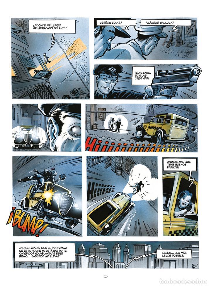 Cómics: Cómics. Memoria - Jean-Paul Eid/Claude Paiement (Cartoné) - Foto 5 - 270184498