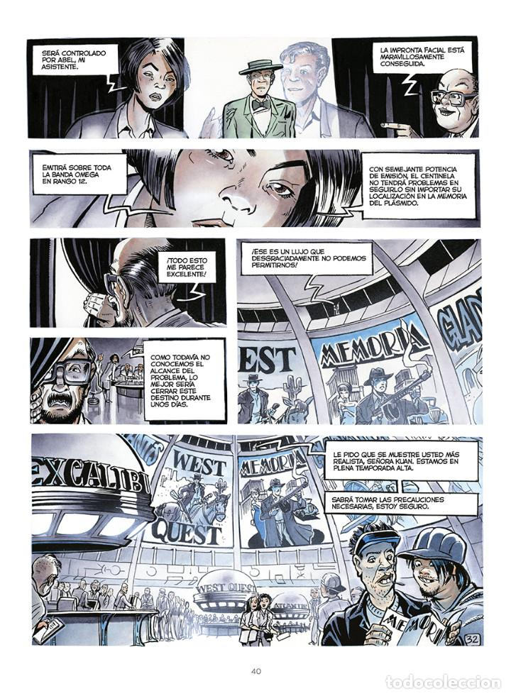 Cómics: Cómics. Memoria - Jean-Paul Eid/Claude Paiement (Cartoné) - Foto 6 - 270184498