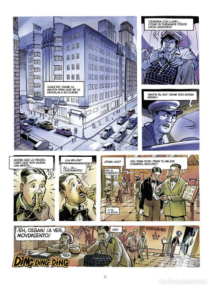 Cómics: Cómics. Memoria - Jean-Paul Eid/Claude Paiement (Cartoné) - Foto 7 - 270184498