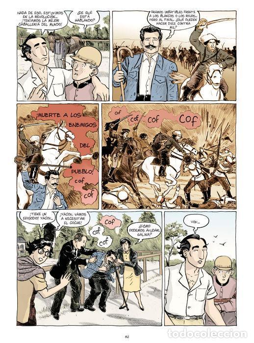 Cómics: Cómics. Viva La Anarquía 2 - Bruno Loth/Corentin Loth (Cartoné) - Foto 2 - 270185248