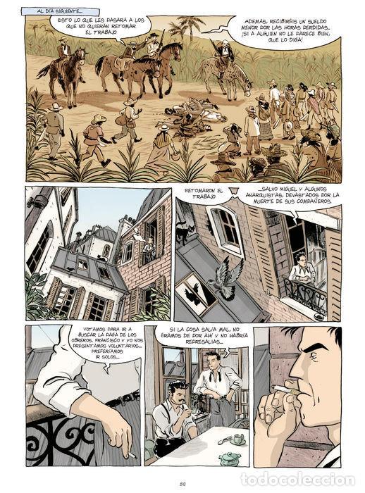 Cómics: Cómics. Viva La Anarquía 2 - Bruno Loth/Corentin Loth (Cartoné) - Foto 3 - 270185248