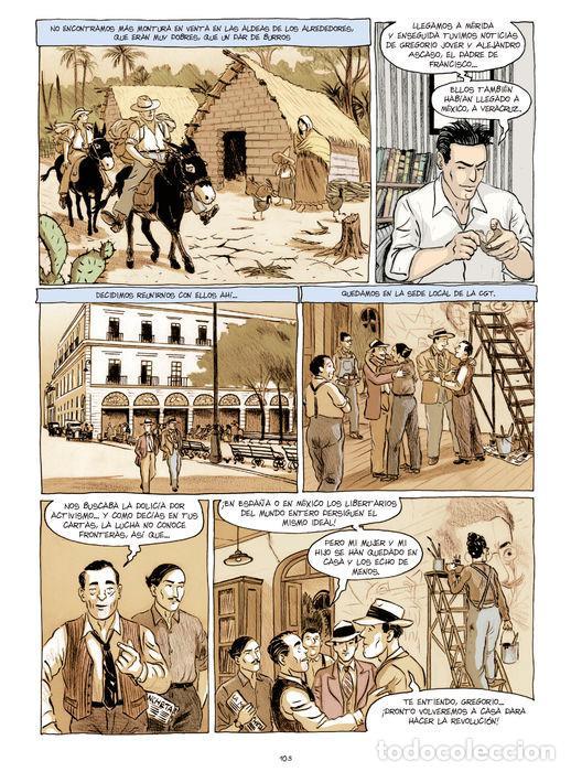 Cómics: Cómics. Viva La Anarquía 2 - Bruno Loth/Corentin Loth (Cartoné) - Foto 4 - 270185248