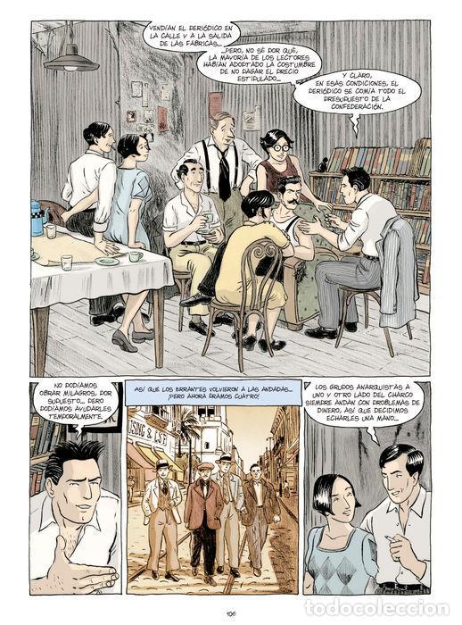 Cómics: Cómics. Viva La Anarquía 2 - Bruno Loth/Corentin Loth (Cartoné) - Foto 5 - 270185248