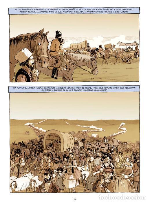Cómics: Cómics. Viva La Anarquía 2 - Bruno Loth/Corentin Loth (Cartoné) - Foto 6 - 270185248