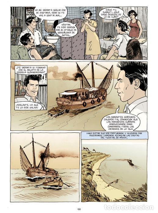Cómics: Cómics. Viva La Anarquía 2 - Bruno Loth/Corentin Loth (Cartoné) - Foto 7 - 270185248