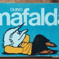 Cómics: MAFALDA DE QUINO - EDIOTIRAL LUMEN VOLUMEN 0. Lote 270227233