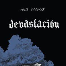 Cómics: CÓMICS. DEVASTACIÓN - JULIA GFRÖRER. Lote 270234263