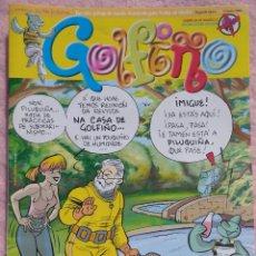 "Cómics: CÓMIC ""GOLFIÑO"", SEGUNDA ÉPOCA, Nº 1, MAYO 2002 // MORTADELO FILEMÓN ZIPI ZAPE 13 RUE PERCEBE TRUENO. Lote 270245373"