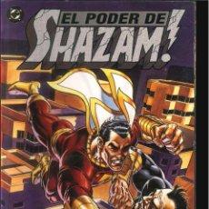Cómics: EL PODER SE SHAZAM! EDICIONES ZINCO DC CÓMICS. Lote 270559643