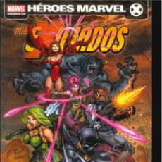 Comics : LOS EXILIADOS NÚMERO 24 DÉJÁ VÚ PANINI CÓMICS MARVEL. Lote 270561178