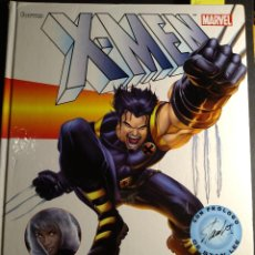 Cómics: X-MEN. LA GUÍA DEFINITIVA - CON PRÓLOGO DE STAN LEE. Lote 270561593