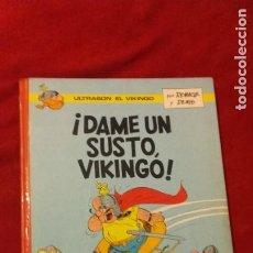 Cómics: DAME UN SUSTO VIKINGO - REMACLE & DENIS - ED. ARGOS - CARTONE. Lote 270573358