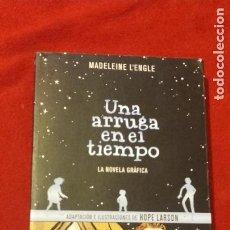 Cómics: UNA ARRUGA EN EL TIEMPO - M. L´ENGLE - ED. RANDOM COMICS - RUSTICA 384 PAG.. Lote 270574188
