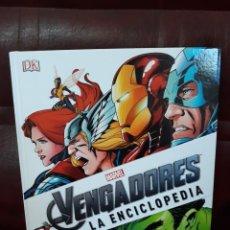 Cómics: LOS VENGADORES. LA ENCICLOPEDIA - DK. Lote 270575823