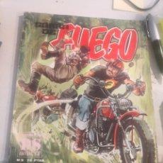 Cómics: GARRA DE FUEGO - TOMO 3 - EDICIONES DALMAU SOCIAS (1981). Lote 270889078