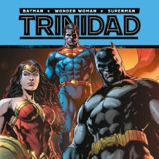 Cómics: TRINIDAD: DESTINO OSCURO. ECC. TAPA DURA. 304 PAGINAS. Lote 270953733