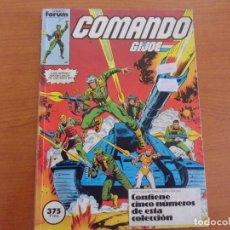 Fumetti: COMANDO GIJOE - INTEGRAL CON 5 NUMEROS - COMICS FORUM. Lote 270971588