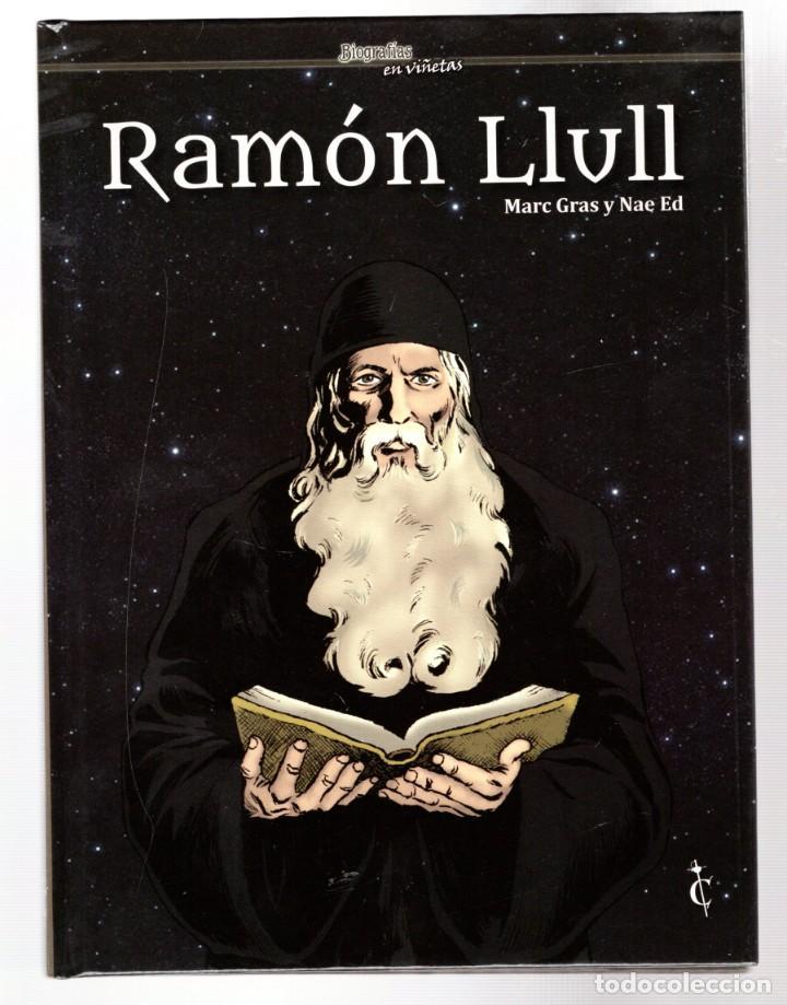 RAMON LLULL - CASCABORRA / TAPA DURA (Tebeos y Comics - Comics otras Editoriales Actuales)