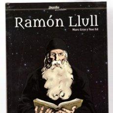 Cómics: RAMON LLULL - CASCABORRA / TAPA DURA. Lote 271151188