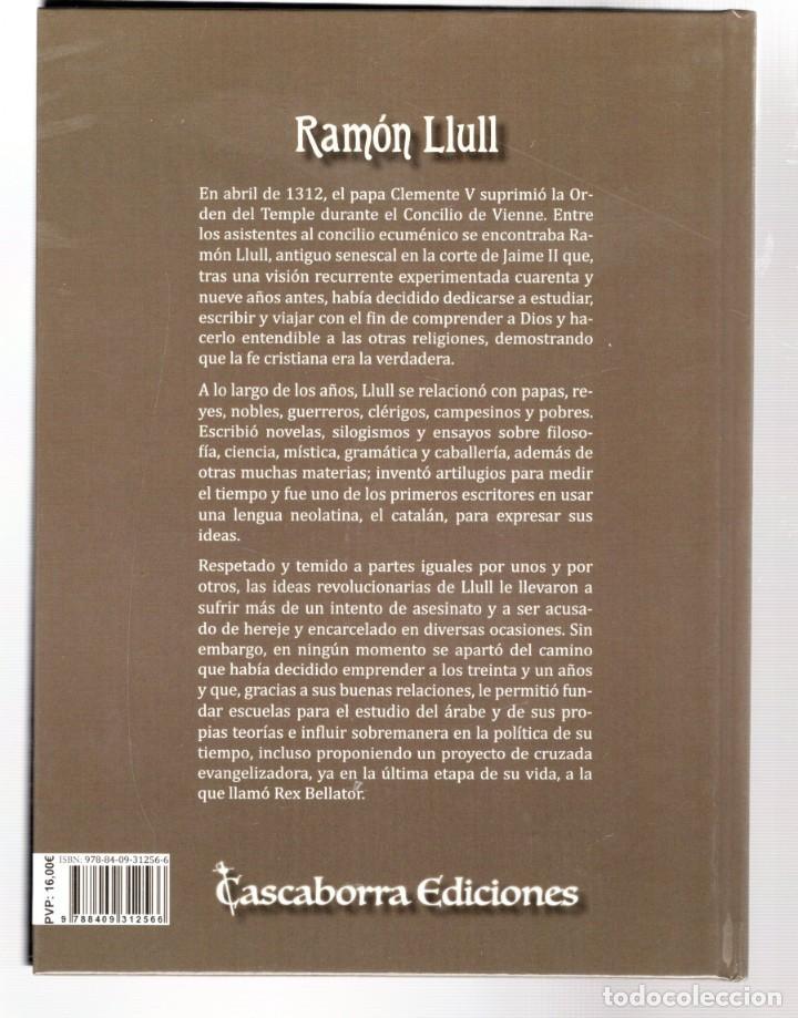 Cómics: RAMON LLULL - CASCABORRA / TAPA DURA - Foto 2 - 271151188