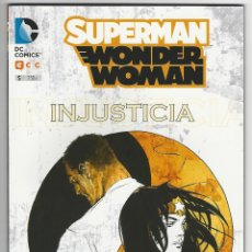 Cómics: ECC. SUPERMAN. WONDER WOMAN. 5. Lote 271311753