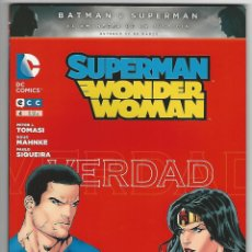 Cómics: ECC. SUPERMAN. WONDER WOMAN. 4. Lote 271334688