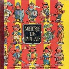 Fumetti: NOSOTROS LOS CATALANES. Lote 271941618