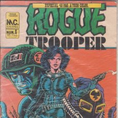 Cómics: CÓMIC ROGUE TROOPER Nº 6 ESPECIAL 48 PGS.- M.C. EDICIONES / EAGLE ( U.K.) 1986 COLOR. Lote 271985198