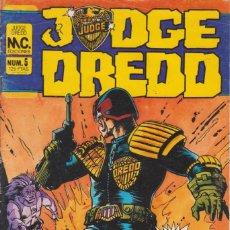 Cómics: CÓMIC JUDGE DREDD Nº 5 - M.C. EDICIONES / EAGLE ( U.K.) 1986 COLOR. Lote 271985468