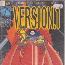 "Cómics: CÓMIC GLENAT "" VERSION.1 "" Nº 3 DE 8 ( HISASHI SAKAGUCHI ). Lote 272011303"