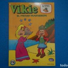 Cómics: COMIC DE VIKIE EL VIKINGO EL PRIMO FANFARRON AÑO 1980 Nº 73 DE EDICIONES RECREATIVAS LOTE 33 B. Lote 272550888