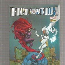 Fumetti: INHUMANOS VS PATRULLA X 0. Lote 273170978