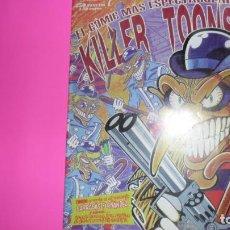 Cómics: KILLERS TOONS, NÚMERO 7, EDICIONES CANALLAS. Lote 273969658