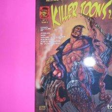 Cómics: KILLER TOONS 2.0, NÚMERO 1, EDICIONES CANALLAS. Lote 273969908