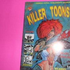 Cómics: KILLERS TOONS, NÚMERO 2 Y 3, EDICIONES CANALLAS. Lote 273970088