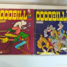 Cómics: COCOBILL BURU LAN 2 TEBEOS. Lote 273995568