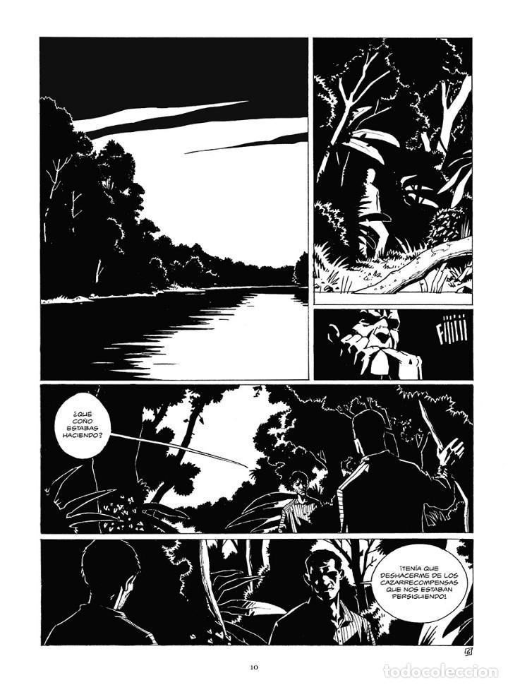 Cómics: Cómics. Convictos Integral - Fabien Bedouel/Pat Perna (Cartoné) - Foto 3 - 274921138
