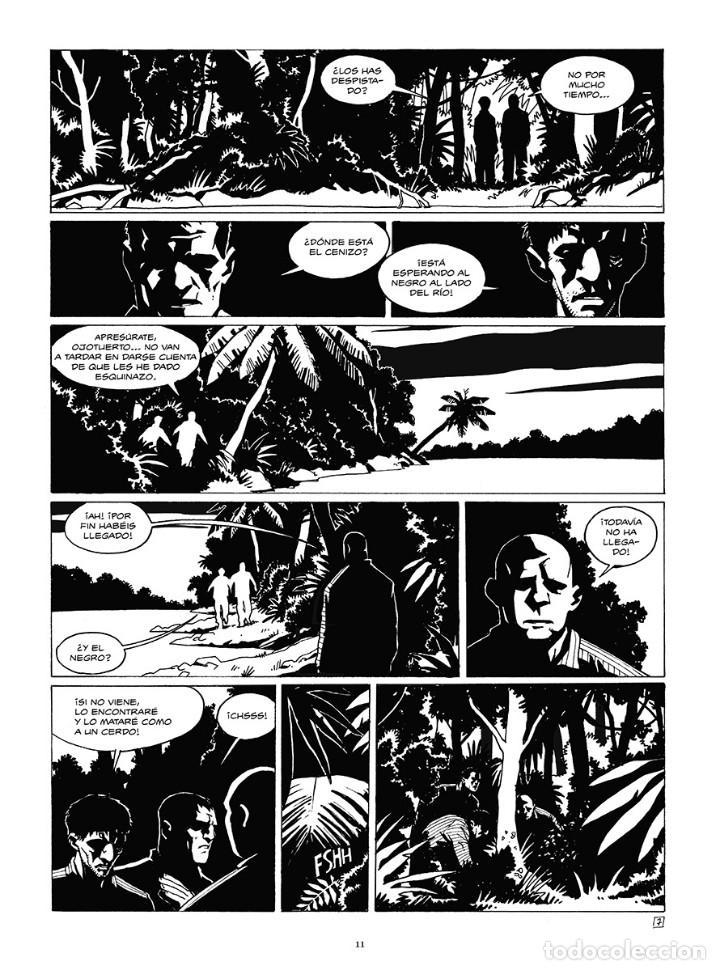 Cómics: Cómics. Convictos Integral - Fabien Bedouel/Pat Perna (Cartoné) - Foto 4 - 274921138
