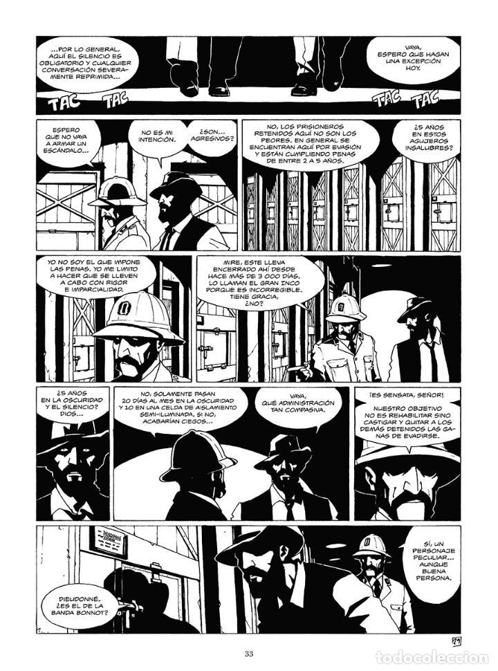 Cómics: Cómics. Convictos Integral - Fabien Bedouel/Pat Perna (Cartoné) - Foto 5 - 274921138