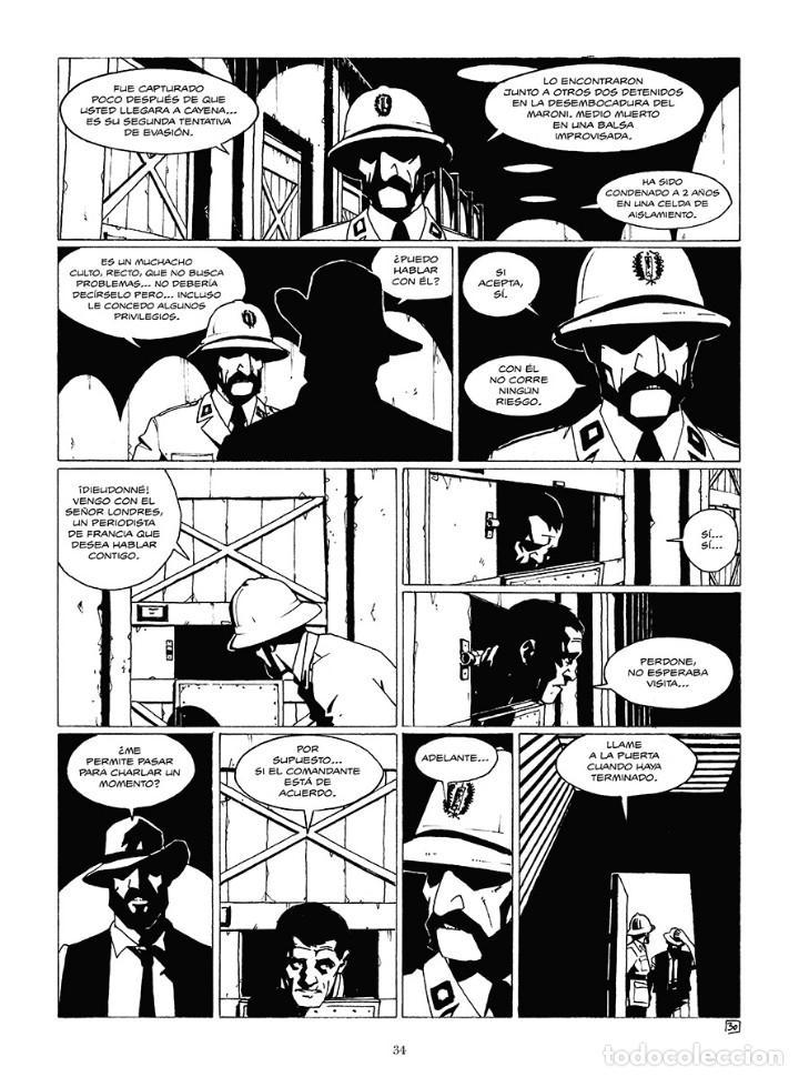 Cómics: Cómics. Convictos Integral - Fabien Bedouel/Pat Perna (Cartoné) - Foto 6 - 274921138
